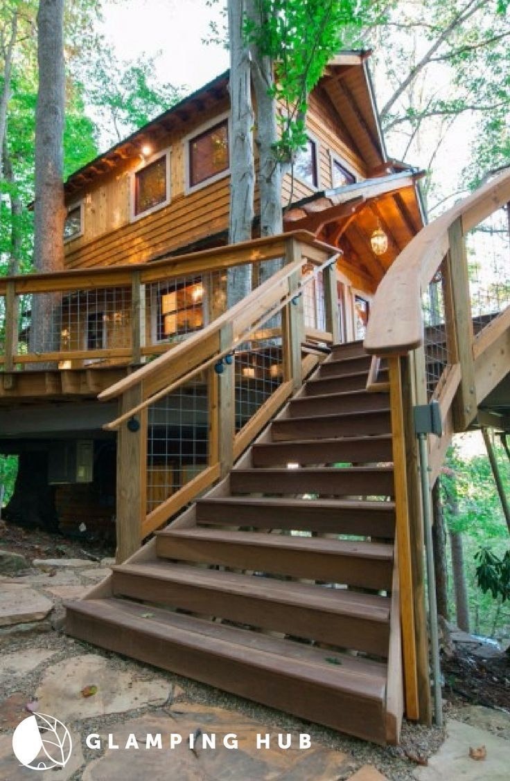 Unique And Luxurious Tree House Hotel With Spacious Wrap