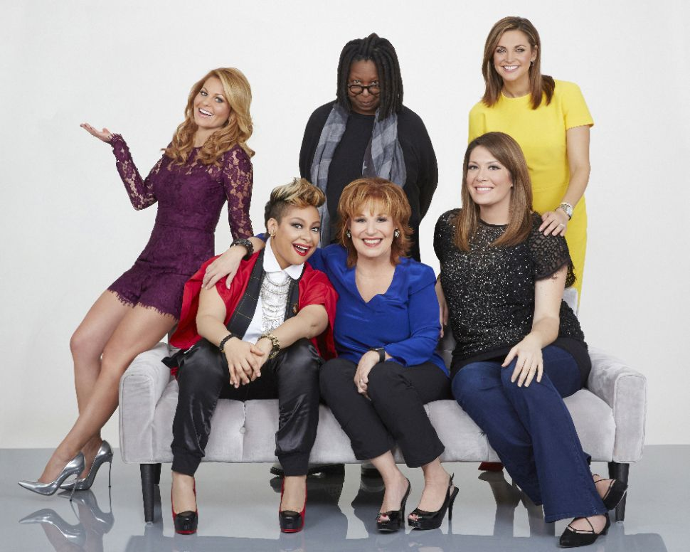 Sara Haines New 'The View' Co-Host, Jedediah Bila Joins ...