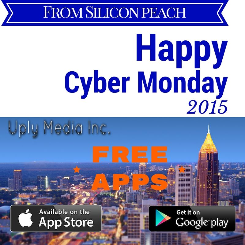 Happy Cyber Monday Best FREE Apps from Uply Media Inc on Appleu0027s App - best of google play