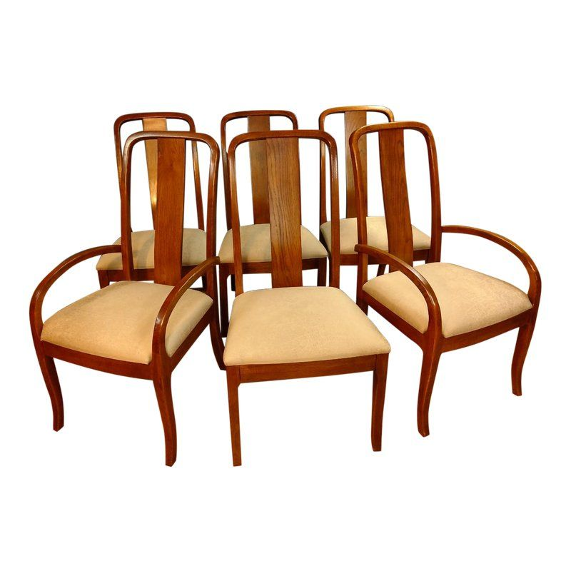 Elegant Thomasville Dining Chairs Set Of 6 Dining Chairs Dining Chair Set Chair