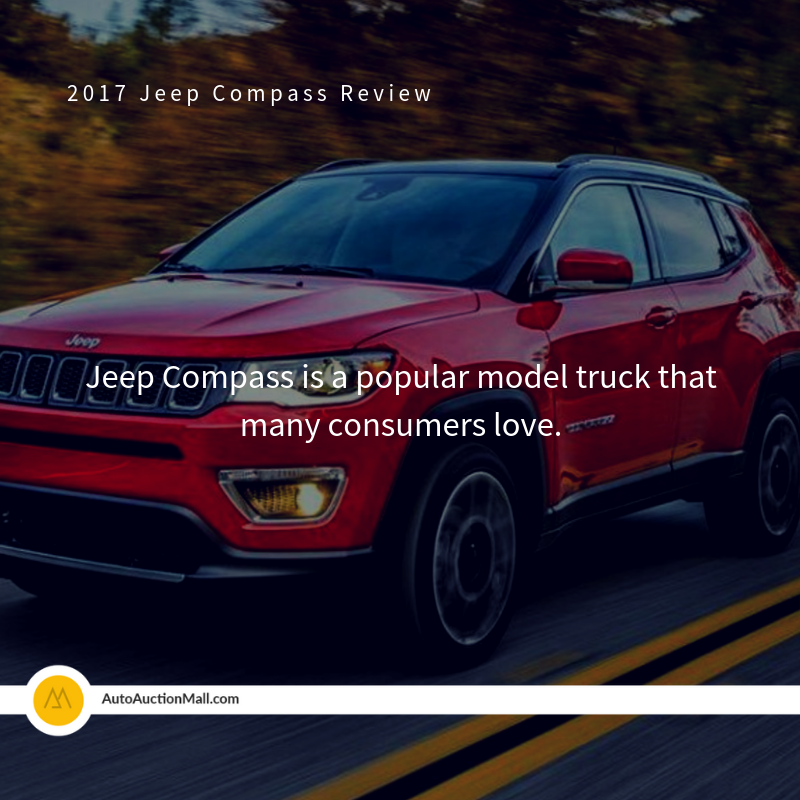 Pin By Auto Auction Mall On Used Car Reviews Jeep Compass