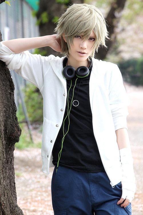 Anime Boy Cosplay : anime, cosplay, Kawaii, Cosplay, Anime