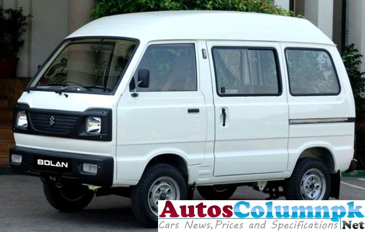 2015 Suzuki Bolan Van Carry Daba Price In Pakistan Suzuki