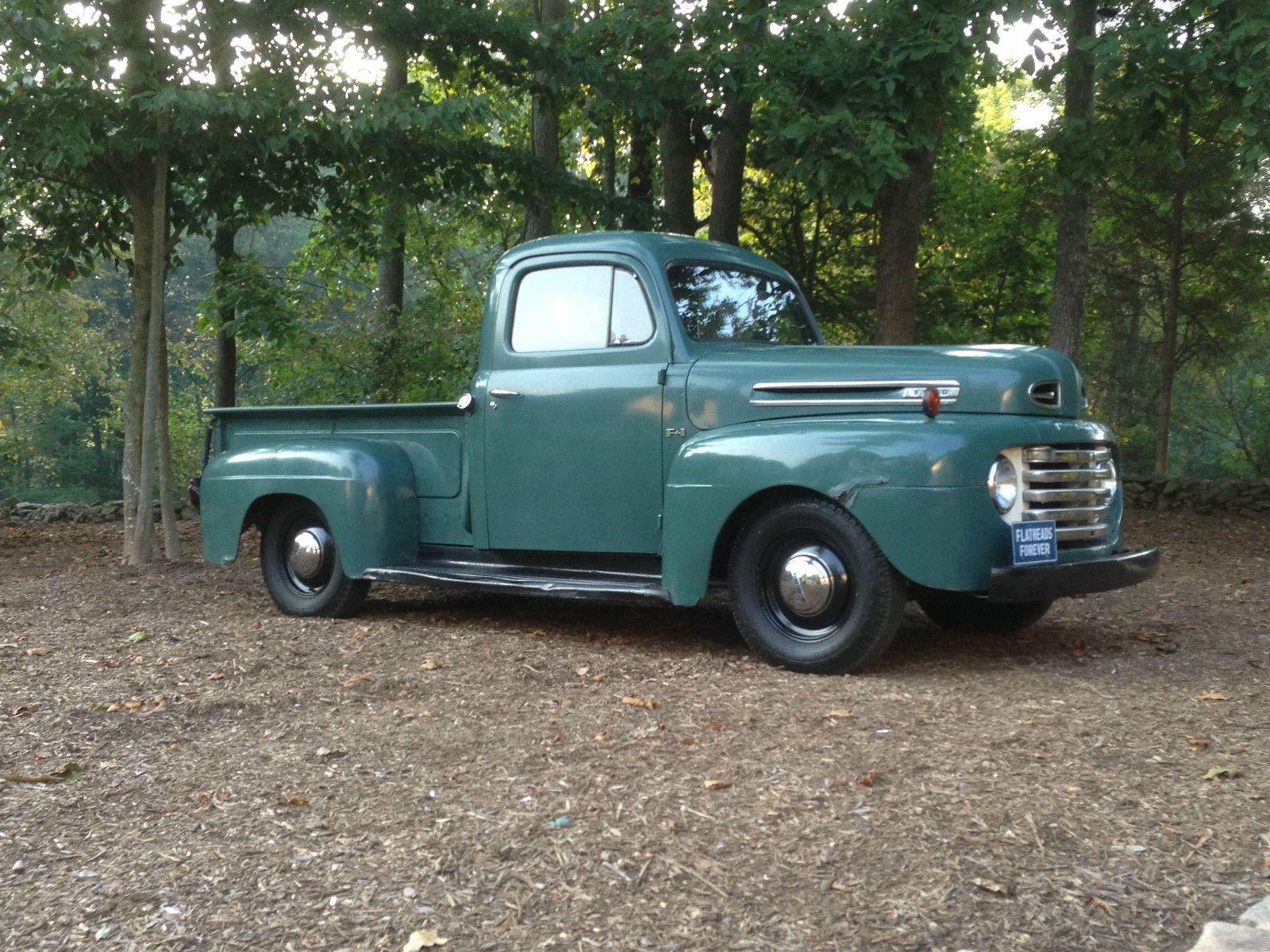 1948 Ford F1 Truck Classic Cars Trucks Classic Trucks Trucks