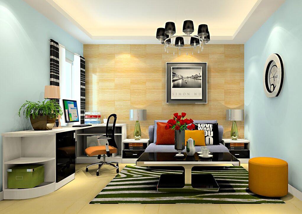 Computer Desk Ideas In Living Room Decor Desk In Living Room