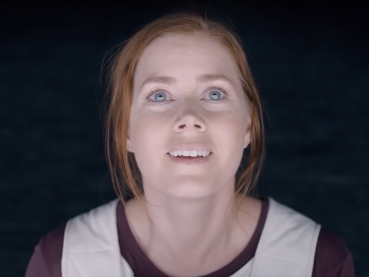 """The Scientist Who Helped Amy Adams Talk to Aliens in """"Arrival"""""""