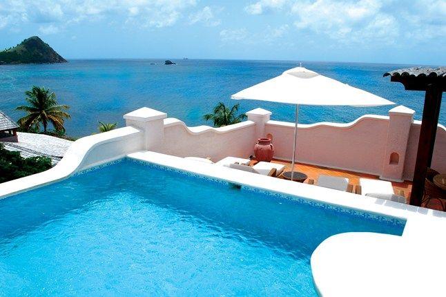 Five Fabulous Hotels In St Lucia