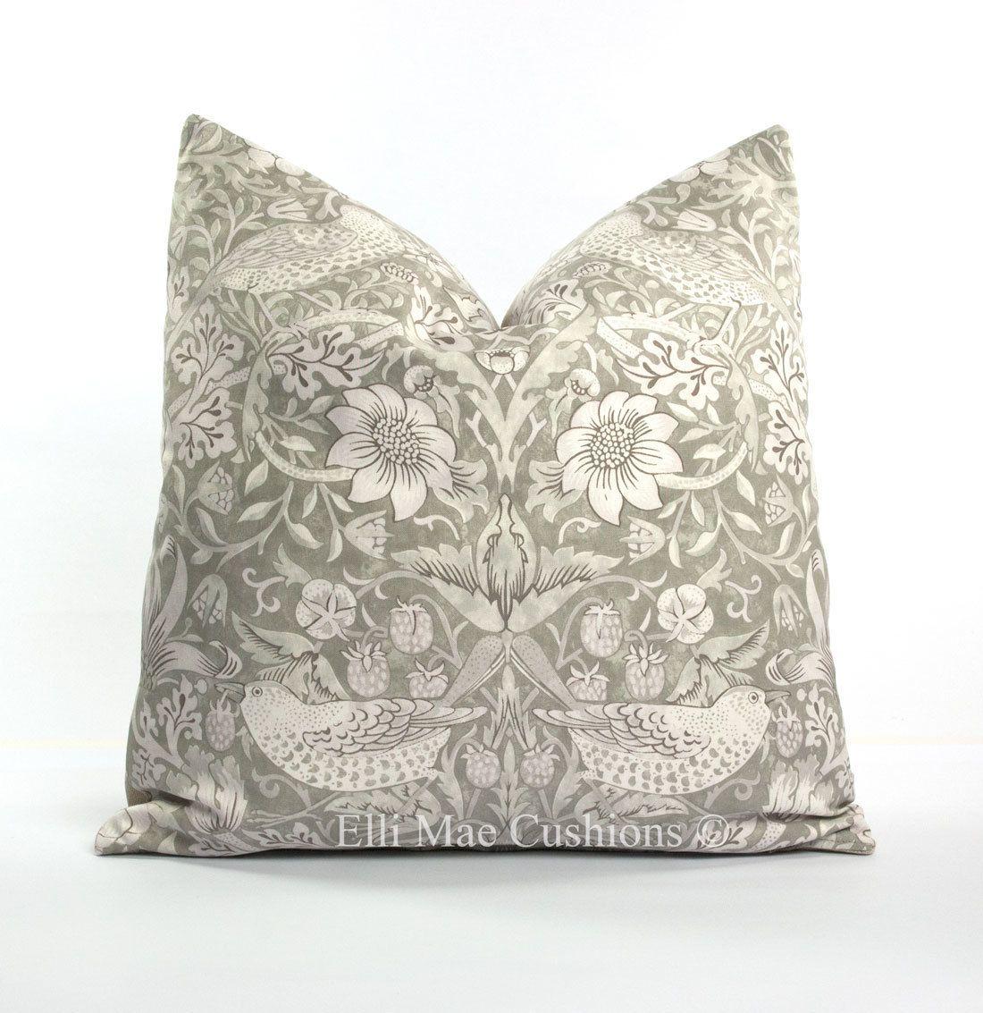 William Morris Pillow Covers Luxury
