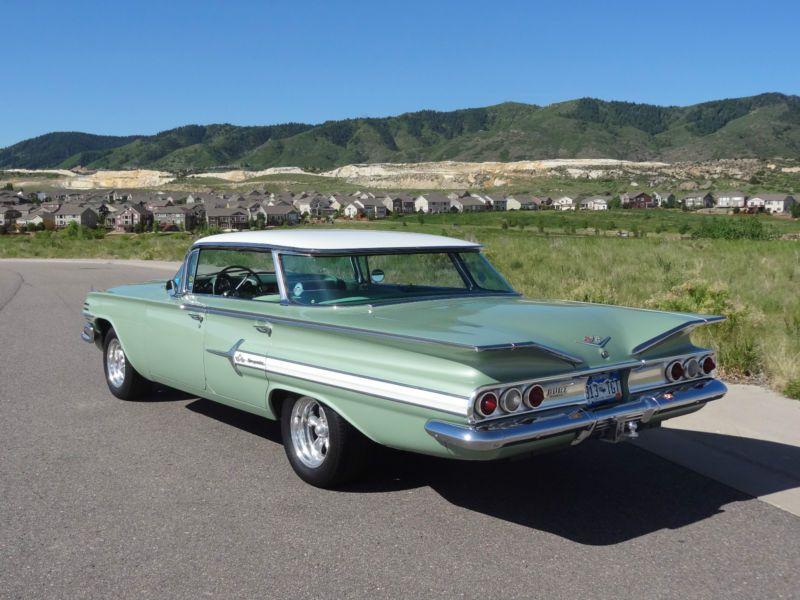 1960 Chevrolet Impala 4 Door Hardtop 348 Chevrolet Impala