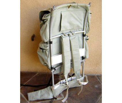 Classic Kelty external frame backpack Crosscountry pack vintage ...