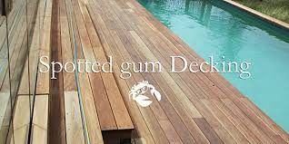 Image result for spotted gum decking timber