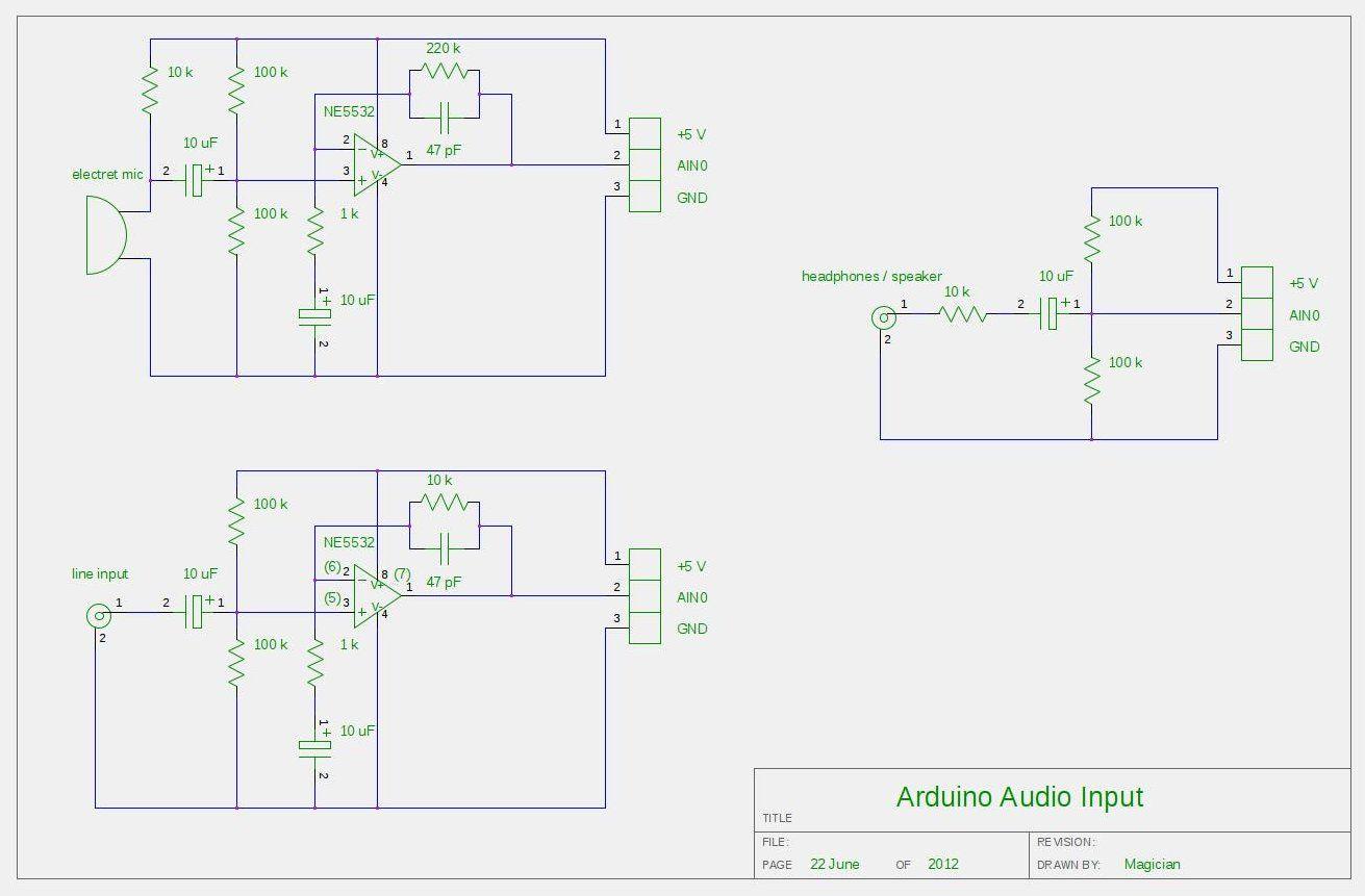 Enviar Audio Nrf24l01 Solucionado Electronics Pinterest Lm3900 Mixer