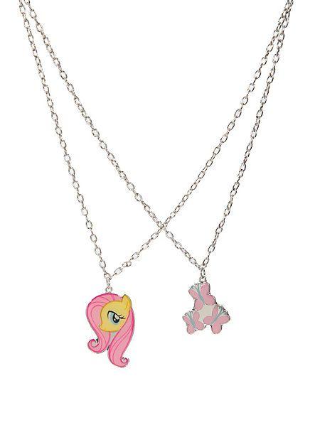 My little pony fluttershy best friends necklaces hot topic my my little pony fluttershy best friends necklaces hot topic mozeypictures Gallery