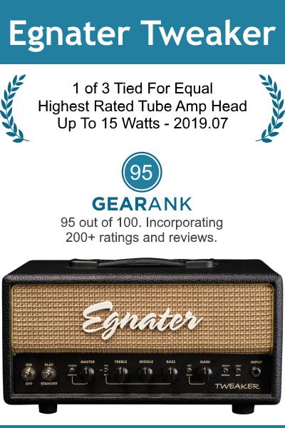 Egnater Tweaker Tube Amp Head Guitar Amp Acoustic Guitar Amp Amp