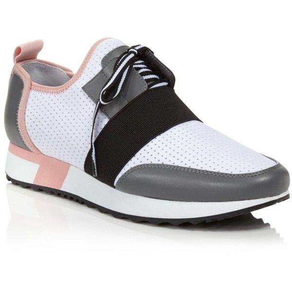 Aqua Women's Enzo Lace Up Sneakers - 100% Exclusive (2 495 UAH) ❤