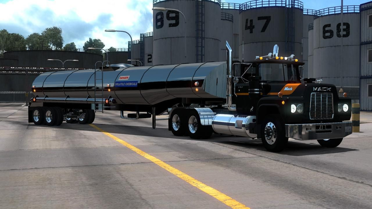Pin By Coby Sanderson On American Truck Simulator With Images