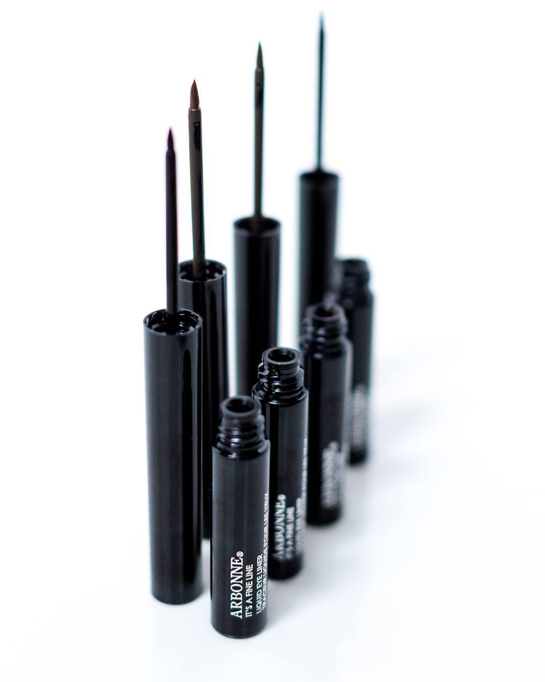 964276f524e Arbonne Makeup, Eye Makeup Tips, Draw, Body Care, Eyeliner, Cosmetics,