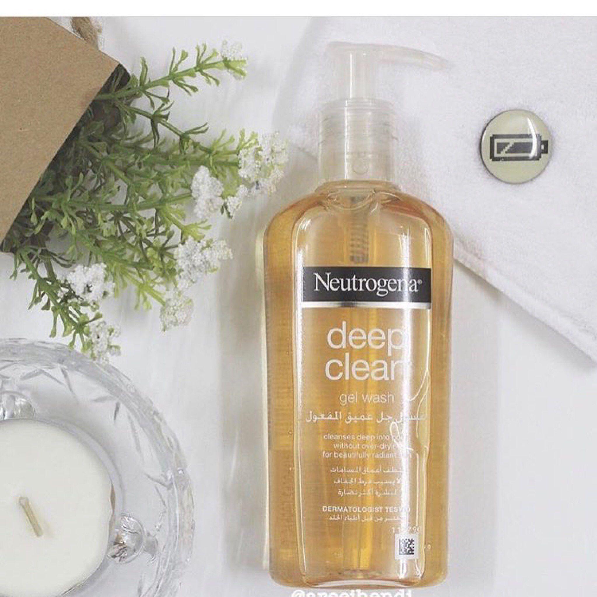 غسول نيتروجينا الأصفر Gel Wash Shampoo Bottle Hand Soap Bottle
