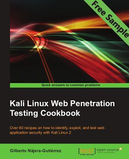 Internet hacking lab manual ebook array it free ebooks kali linux web penetration testing cookbook 2016 rh pinterest com fandeluxe Choice Image