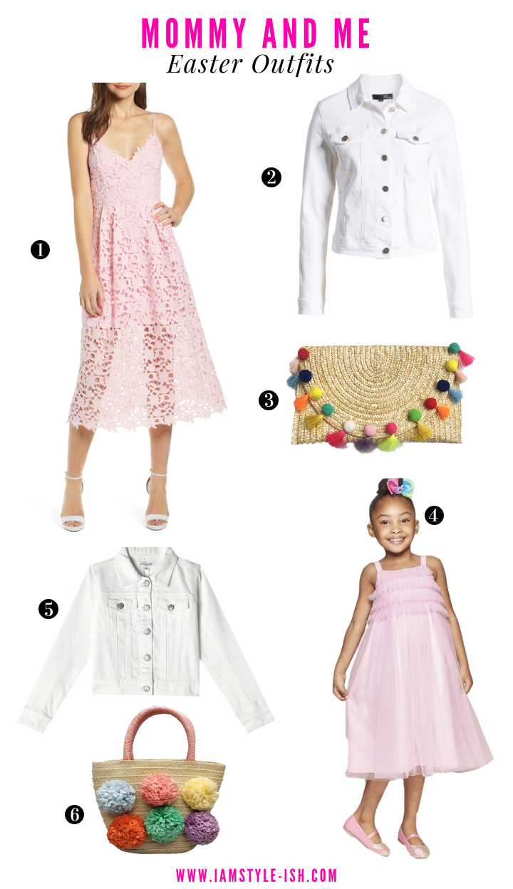 2bedc3b1c5 mommy and me easter outfit ideas, easter outfits for moms and daughters,  matching mom