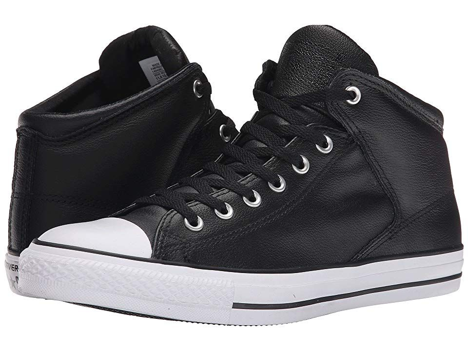 Converse Chuck Taylor(r) All Star(r) Hi Street Leather