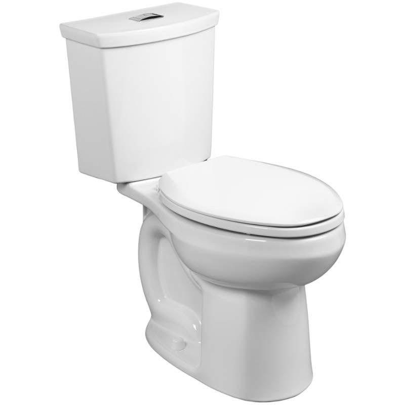 American Standard 2886 218 B Dual Flush Toilet American