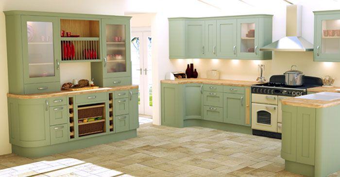 Shaker Kitchens | Light, Airy U0026 Simple Kitchen Designs | Wren Kitchens
