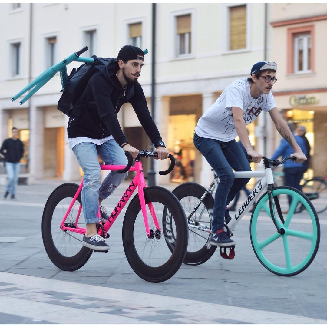 We Are A Social App Dedicated To Fixie Singlespeed Bikes On