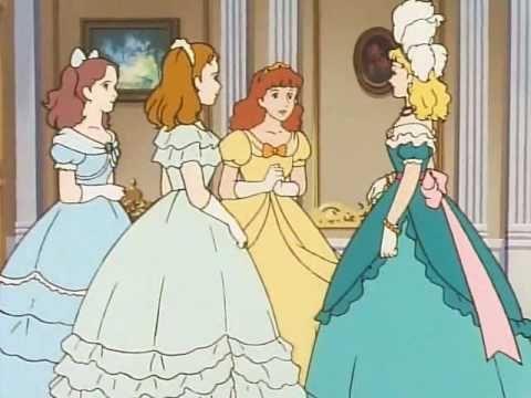 نساء صغيرات الحلقة 11 Youtube Disney Characters Character Disney