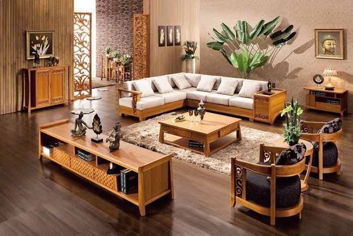 Holz Wohnzimmer Mobel Mobel Wohnzimmer Furnituresets Furniture