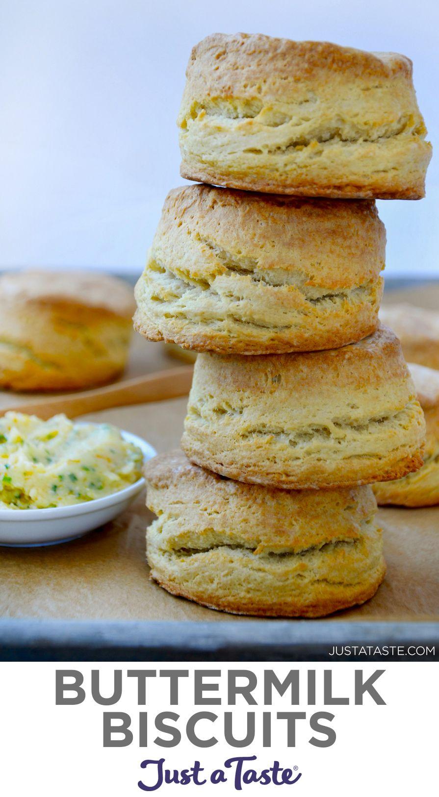 Easy Buttermilk Biscuits Recipe In 2020 Homemade Buttermilk Biscuits Top Dessert Recipe Buttermilk Biscuits Recipe
