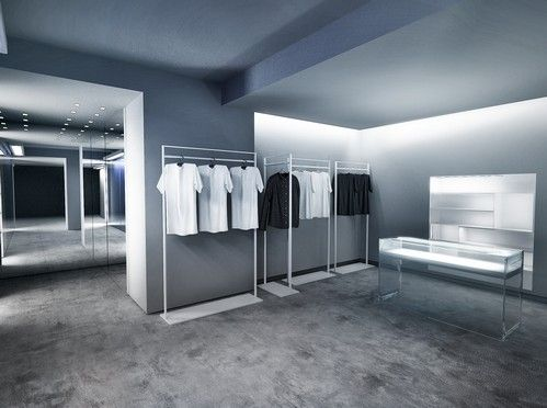 Luisa Via Roma concept store in Florence, Italy _