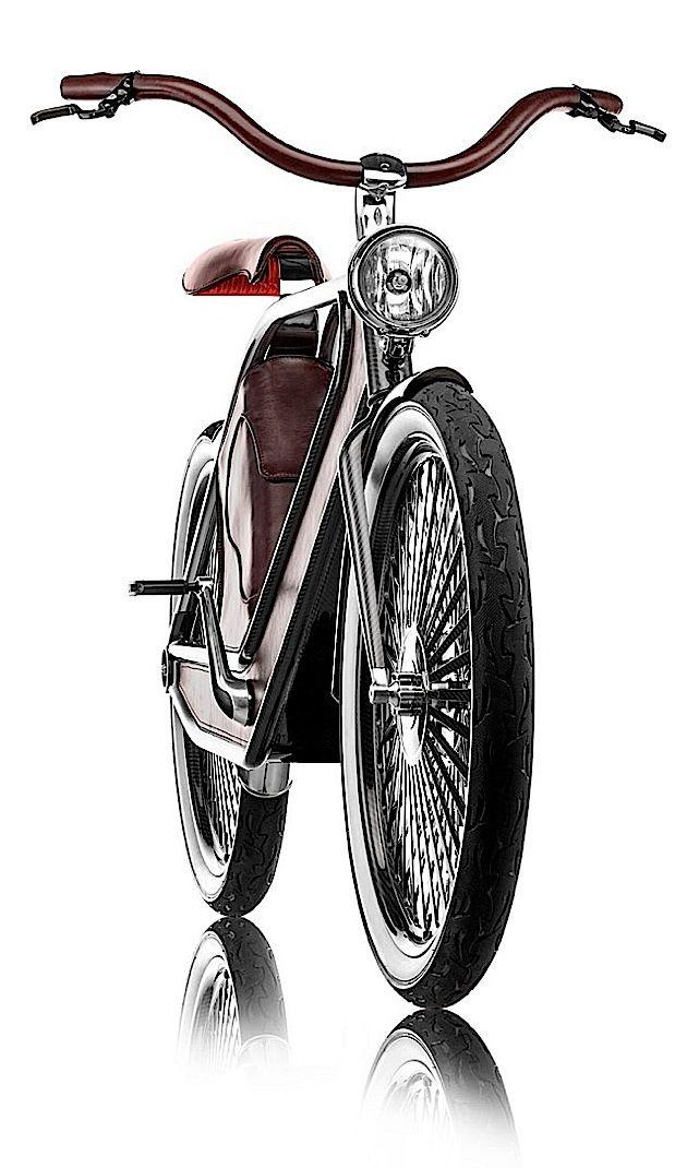 dieses fahrrad hat wirklich ein ganz spezielles design und wirkt als h tte es gerade eine. Black Bedroom Furniture Sets. Home Design Ideas
