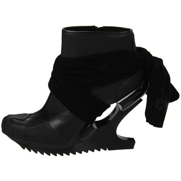 2057994d9a21 adidas Y-3 by Yohji Yamamoto Y-3 Nomad Wedge ( 553) ❤ liked on Polyvore
