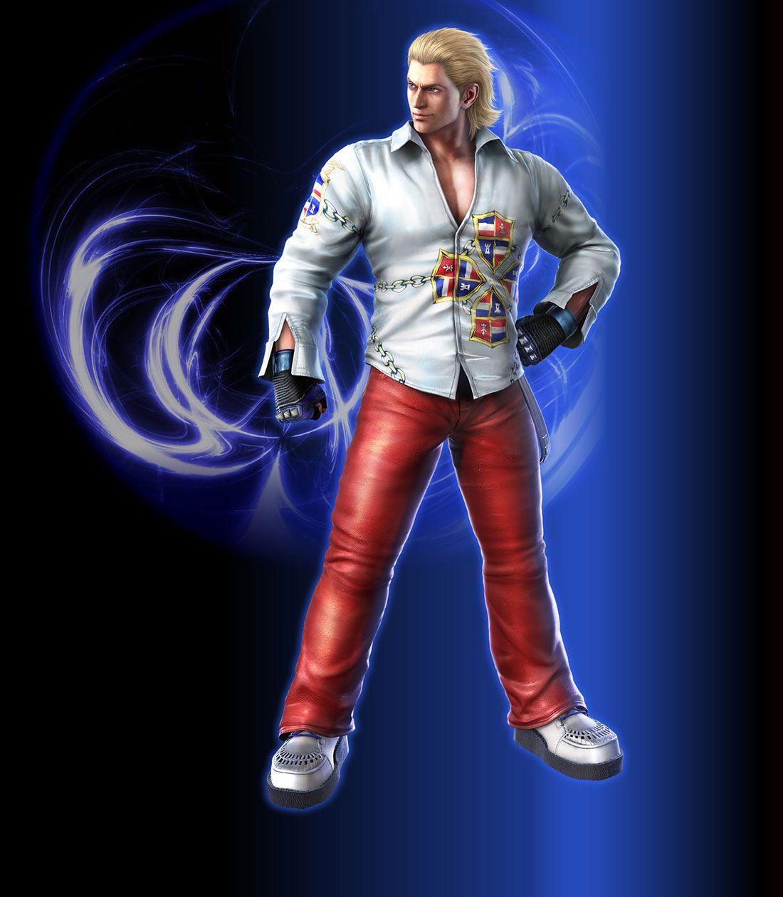Steve Fox Characters Art Tekken 7 Fox Character Tekken 7 Fox Art