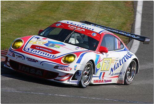 Imsa Performance Matmut Porsche 997 Gt3 Rsr Le Mans Series