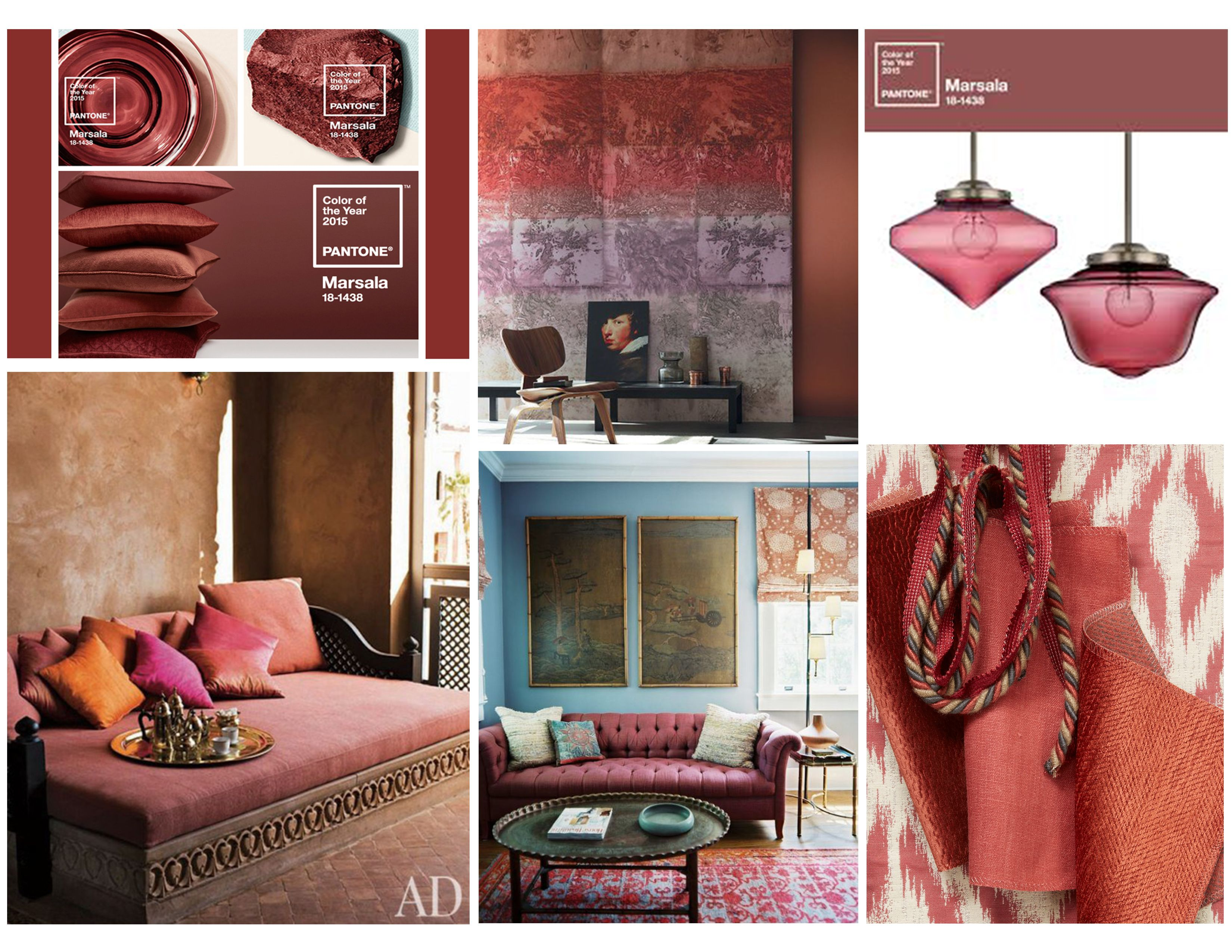 26 beautiful burgundy accents for fall home d 233 cor digsdigs -  Dusty Muted Burgundy Great For The Bohemian Chic Look That Has Been Trending See More 26 Beautiful Burgundy Accents For Fall Home D Cor Digsdigs