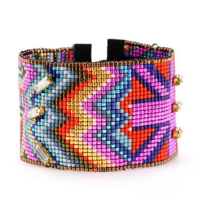 Check out this line of Fair Trade accessories from Africa by ISARO BY FLUTTER.  site:  indegoafrica.org