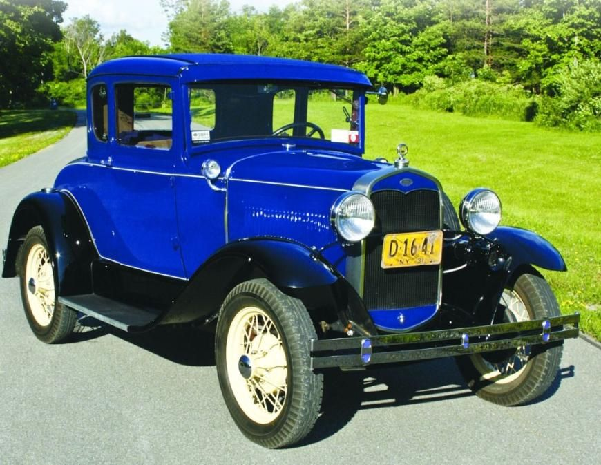 1931 Ford Model A | Vintage cars 1920-1940 | Pinterest | Ford models ...