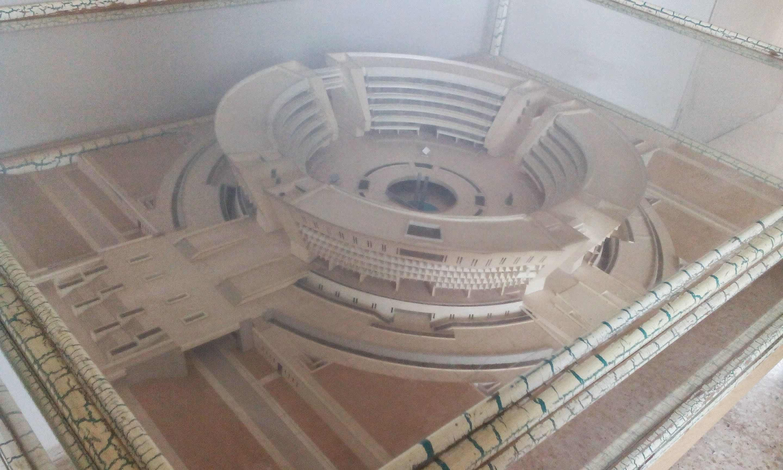 Just original design by architect kenzo tange kenzo