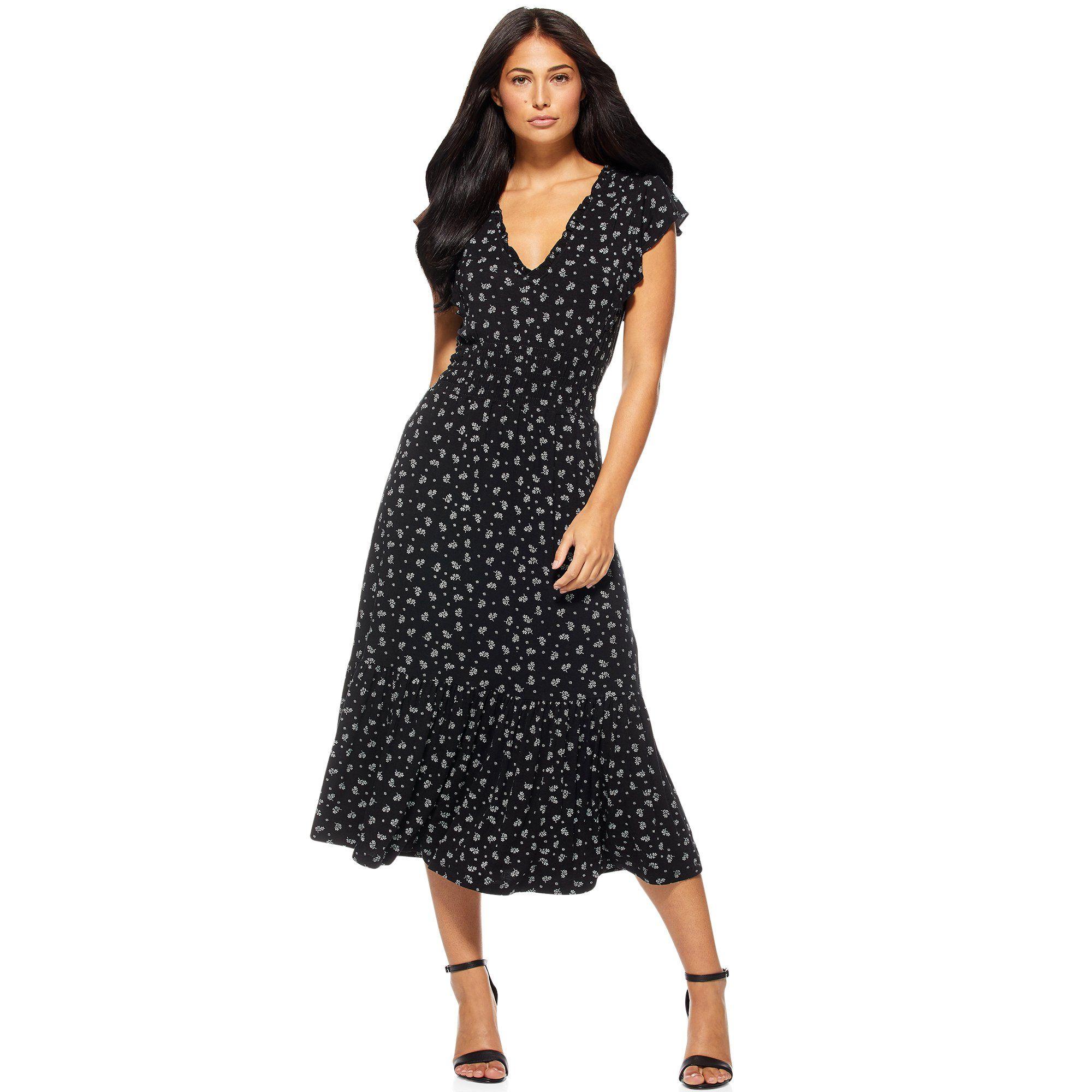 Sofia Vergara Sofia Jeans By Sofia Vergara Women S Short Sleeve Smocked Waist Midi Dress Walmart Com Walmar Womens Midi Dresses Midi Dress Womens Dresses [ 2000 x 2000 Pixel ]