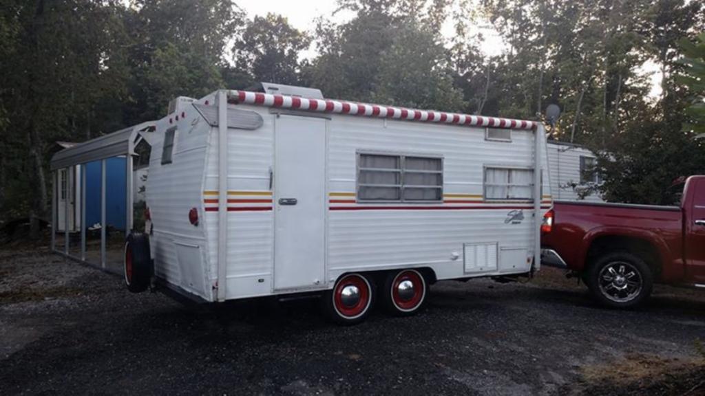 Vintage Trailer For Sale Glampin Sista Vintage Campers