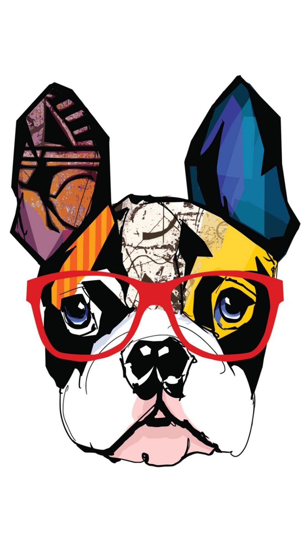 Boston Terrier Art Artist Unknown French Bulldog Drawing Boston Terrier Art French Bulldog Art