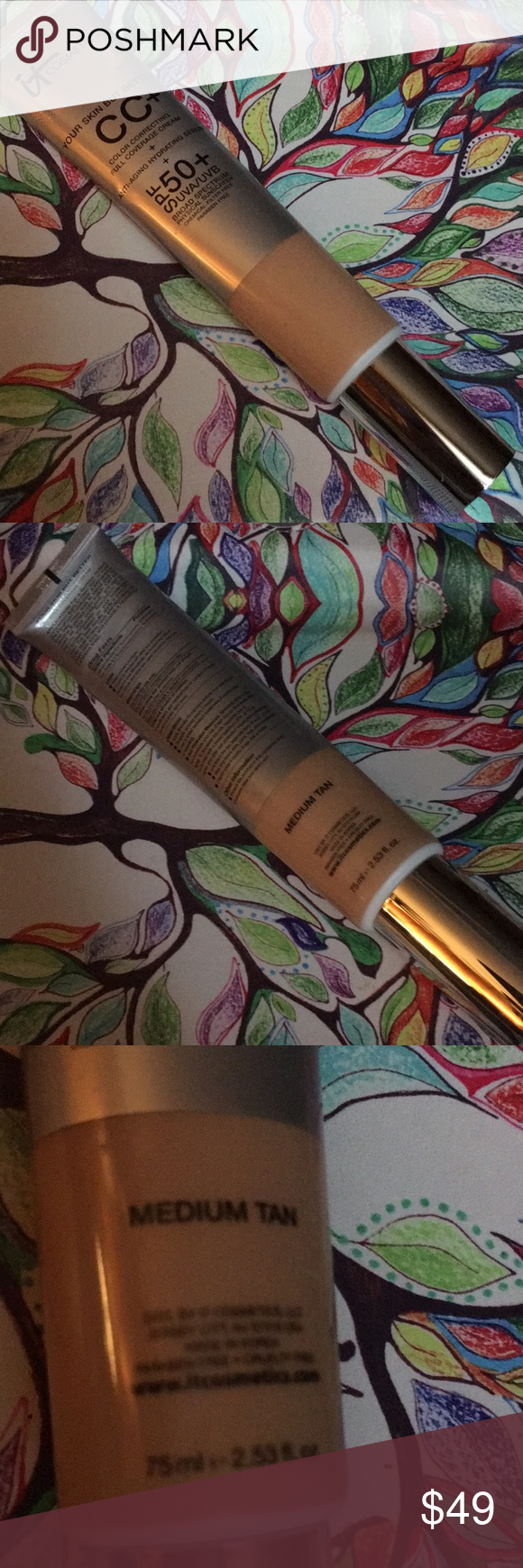 """SALE ️NEW IT Cosmetics """"Perfect Finish"""" MED TAN in 2020"""