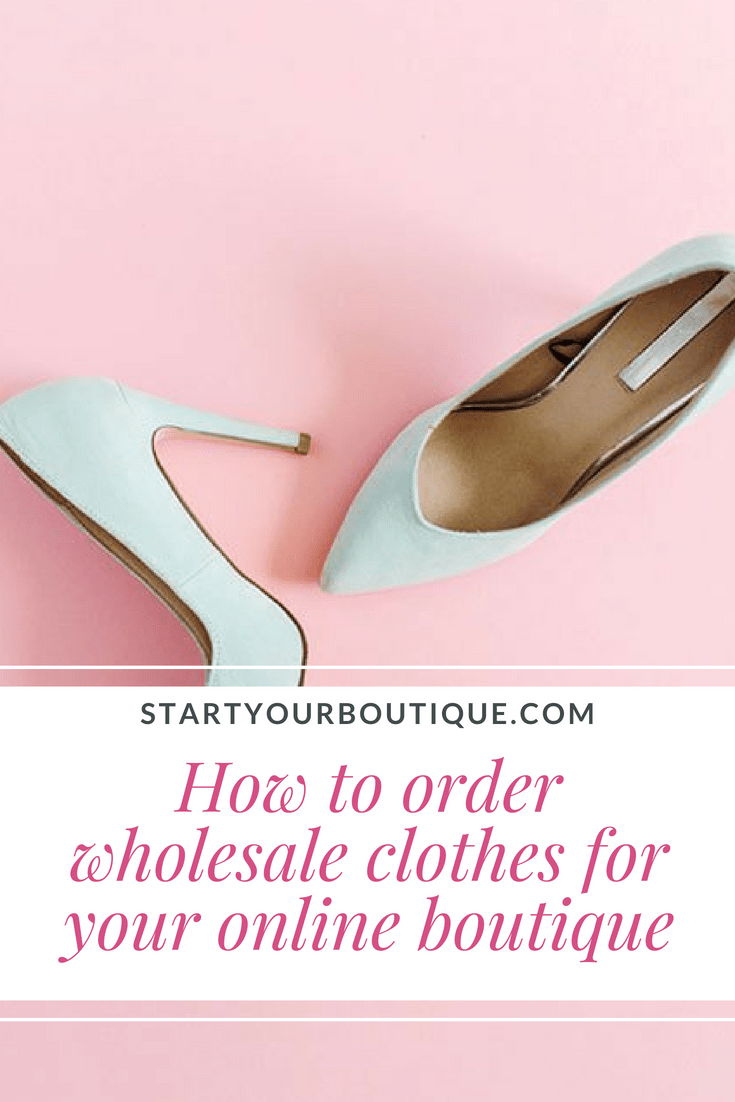 How to order clothes from the USA