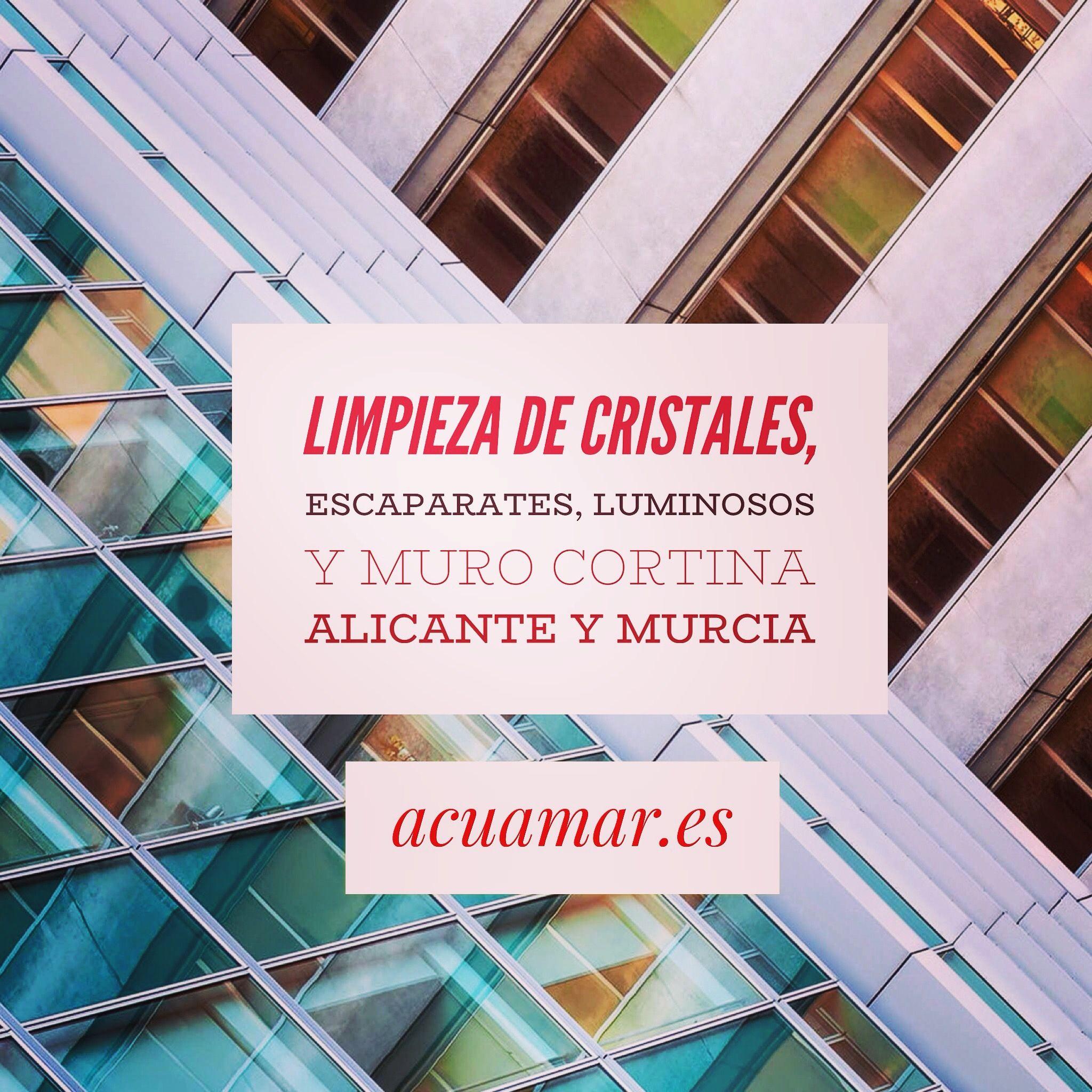 Empresa De Limpieza De Cristales Escaparates Ventanas Luminosos  ~ Limpieza De Ventanas Y Cristales