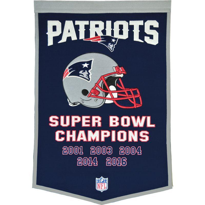 Super Bowl LI Champions New England Patriots Dynasty