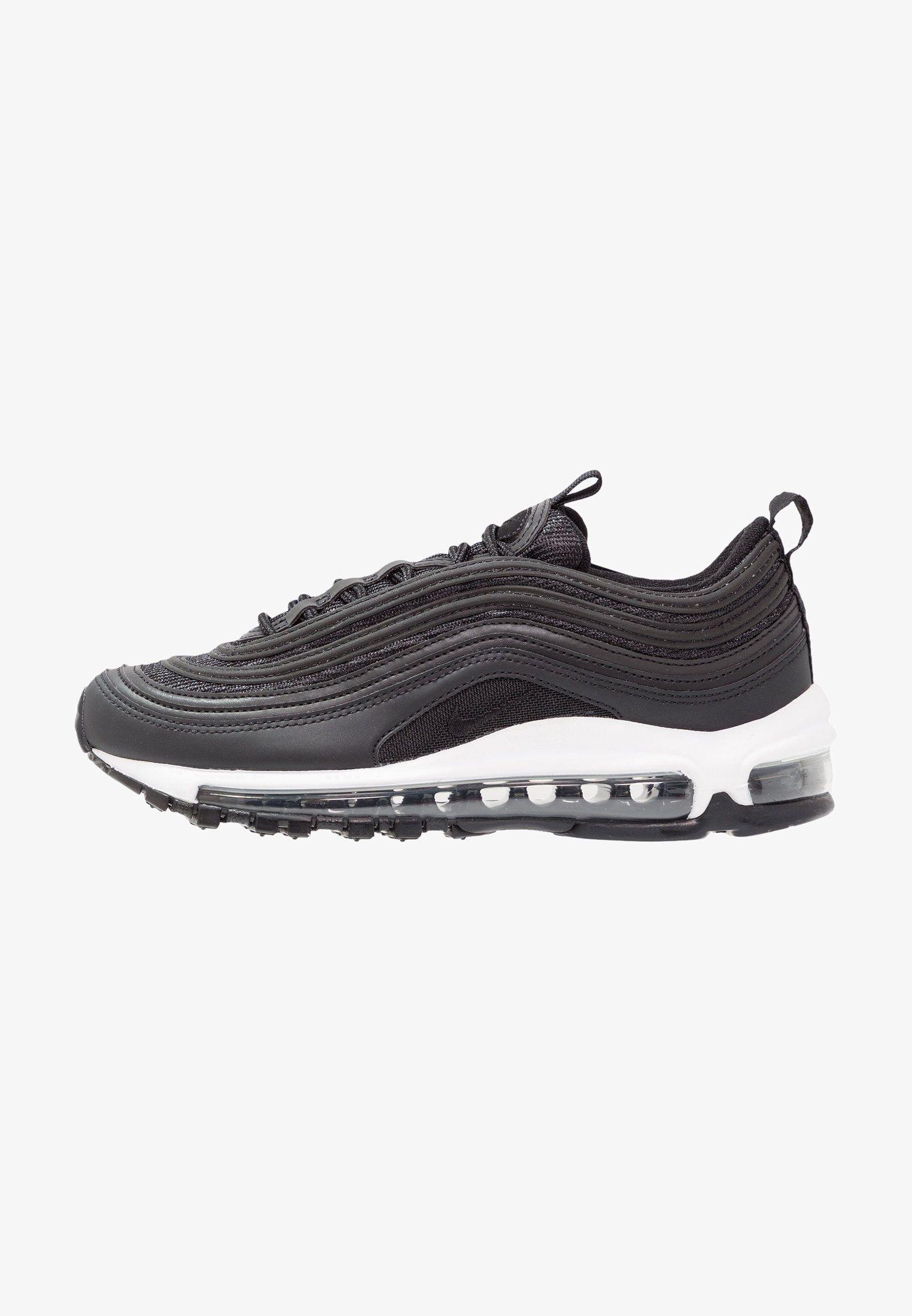 online store d6d01 66c56 Nike Sportswear NIKE AIR MAX 97 - Sneakers - black dark grey - Zalando.