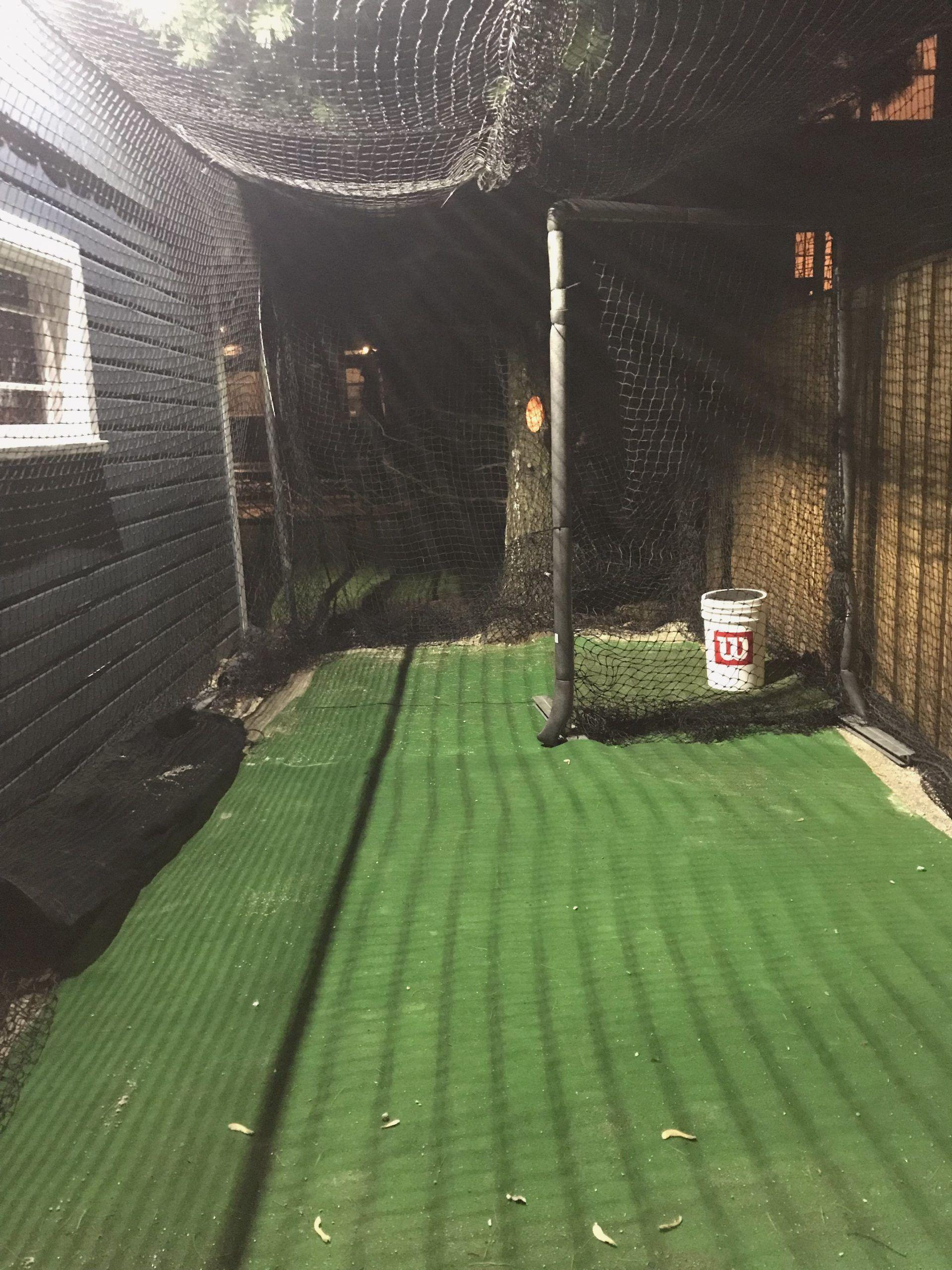 19 Outdoor Batting Cage Floor Ideas Outdoor Batting Cages Beloit