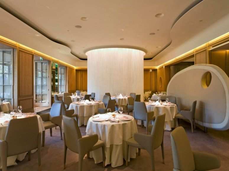 The Most Expensive Restaurants In The World Photo Alain Ducasse